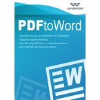 Wondershare PDF to Word Converter (Version 2017) - lebenslange Lizenz (Download für Windows)