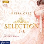 Selection 1-3, 3 MP3-CDs