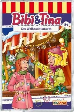 Bibi & Tina - Der Weihnachtsmarkt, Cassette