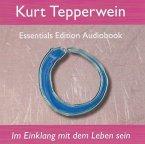 Im Einklang mit dem Leben sein, Audio-CD