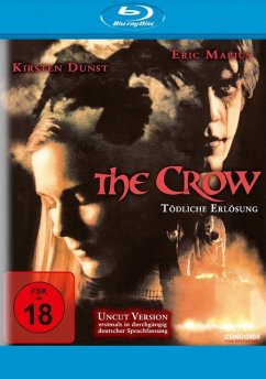 The Crow III - Tödliche Erlösung Uncut Edition - Mabius,Eric/Dunst,Kirsten