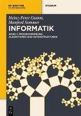Programmierung, Algorithmen und Datenstrukturen (eBook, PDF)