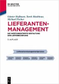 Lieferantenmanagement (eBook, PDF)