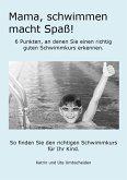 Mama, Schwimmen macht Spaß! (eBook, ePUB)