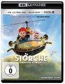 Störche - Abenteuer im Anflug - 2 Disc Bluray