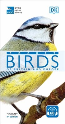 RSPB Pocket Birds of Britain and Europe - DK