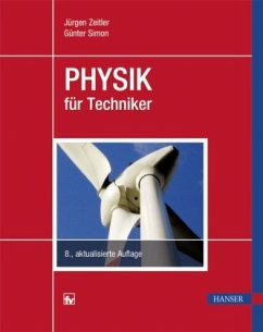 Physik für Techniker - Zeitler, Jürgen; Simon, Günter