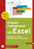 Projektmanagement mit Excel (eBook, ePUB)