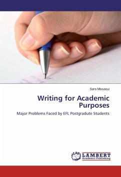 Writing for Academic Purposes