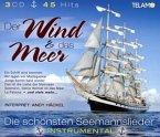Wind Und Das Meer-Die Schönsten Seemannslieder Ins