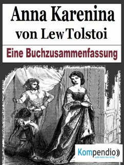 Anna Karenina von Lew Tolstoi (eBook, ePUB) - Dallmann, Alessandro