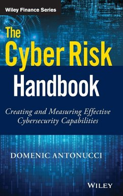 The Cyber Risk Handbook - Antonucci, Domenic