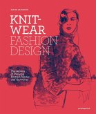 Knitwear Fashion Design: Drawing Knitted Fabrics and Garments