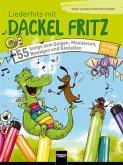 Liederhits mit Dackel Fritz - Gesamtpaket, m. 6 Audio-CD