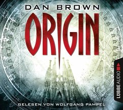 Origin / Robert Langdon Bd.5 (6 Audio-CDs) - Brown, Dan