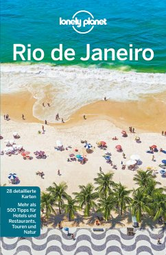 Lonely Planet Reiseführer Rio de Janeiro (eBook, PDF) - St. Louis, Regis