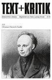 TEXT+KRITIK 212 - Christian Dietrich Grabbe (eBook, ePUB)