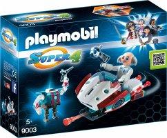 PLAYMOBIL® 9003 Skyjet mit Dr X & Roboter