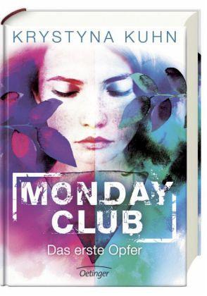 Buch-Reihe Monday Club von Krystyna Kuhn