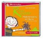 Mädchenparty mit Wurm / Rocco Randale Bd.1 (Audio-CD) (Mängelexemplar)