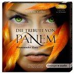 Flammender Zorn / Die Tribute von Panem Bd.3, 2 MP3-CDs (Mängelexemplar)