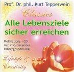 Alle Lebensziele sicher erreichen, 1 Audio-CD