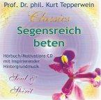Segensreich beten, 1 Audio-CD