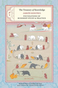 The Treasury of Knowledge: Book Seven and Book Eight, Parts One and Two (eBook, ePUB) - Kongtrul Lodro Taye, Jamgon