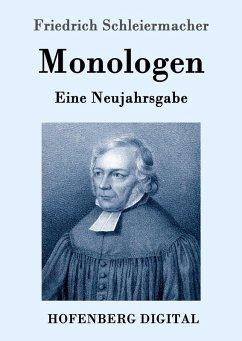 Monologen (eBook, ePUB) - Schleiermacher, Friedrich