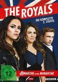 The Royals - Die komplette 2. Staffel DVD-Box