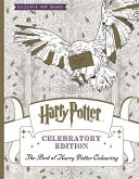 Harry Potter Colouring Book, Celebratory Edition