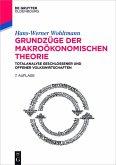 Grundzüge der makroökonomischen Theorie (eBook, PDF)