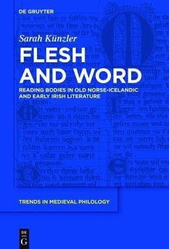 Flesh and Word (eBook, PDF) - Künzler, Sarah