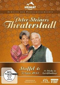 Peter Steiners Theaterstadl-Staff - Steiner,Peter