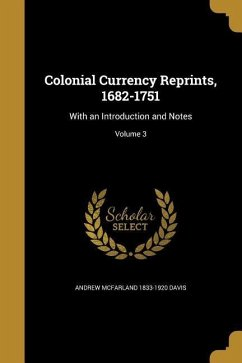 COLONIAL CURRENCY REPRINTS 168
