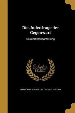 GER-JUDENFRAGE DER GEGENWART