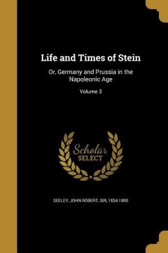 LIFE & TIMES OF STEIN