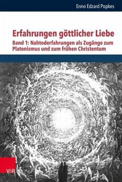 Erfahrungen göttlicher Liebe: Nahtoderfahrungen als Zugänge zum Platonismus und zum frühen Christentum - Popkes, Enno-Edzard