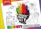 Magic City Ausmalbuch