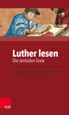 Luther lesen - Luther, Martin