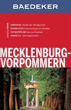 Baedeker Reiseführer Mecklenburg-Vorpommern (eBook, PDF) - Berger, Christine; Sorges, Jürgen
