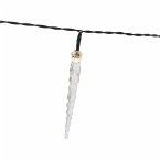 LED- Lichterkette Eiszapfen