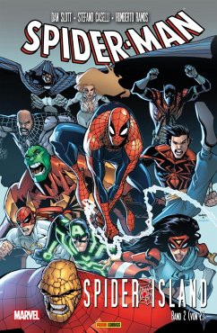 Spider-Man: Spider-Island 2 (eBook, PDF) - Slott, Dan