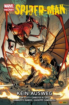 Marvel NOW! Spider-Man 3 - Kein Ausweg (eBook, PDF) - Slott, Dan