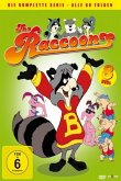 The Raccoons DVD-Box
