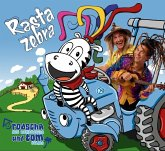 Rastazebra, 1 Audio-CD