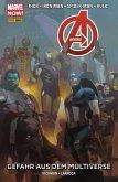Marvel Now! Avengers 4 - Gefahr aus dem Multiverse (eBook, PDF)
