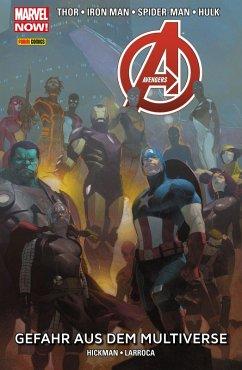 Marvel Now! Avengers 4 - Gefahr aus dem Multiverse (eBook, PDF) - Hickman, Jonathan