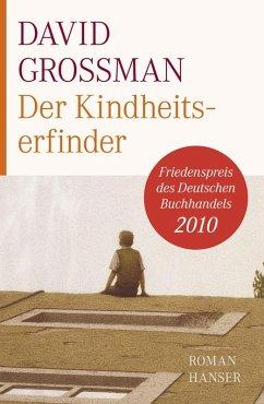 Der Kindheitserfinder (eBook, ePUB) - Grossman, David