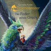 Die Feder eines Greifs / Drachenreiter Bd.2 (MP3-Download)